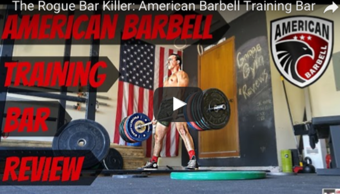american barbell the rogue bar killer