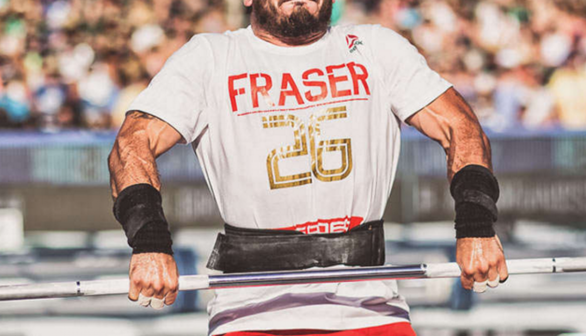 matt fraser crossfit games